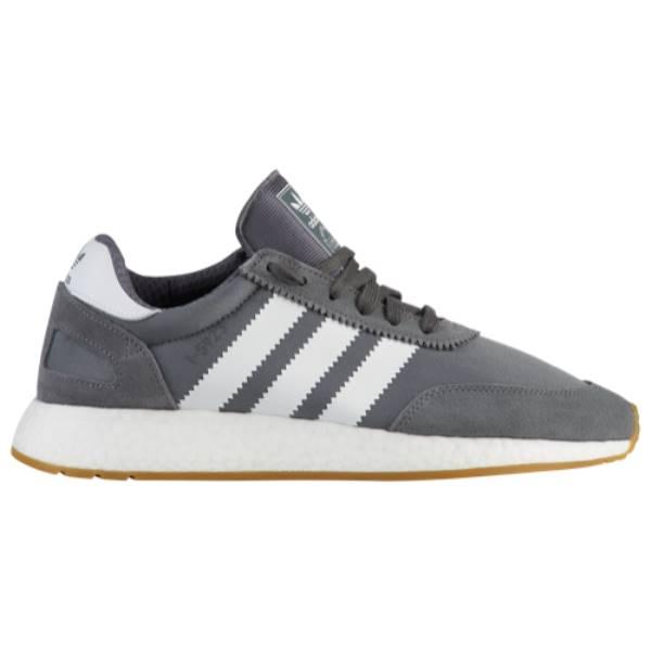 アディダス メンズ ランニング・ウォーキング シューズ・靴【I-5923】Grey/White/Gum