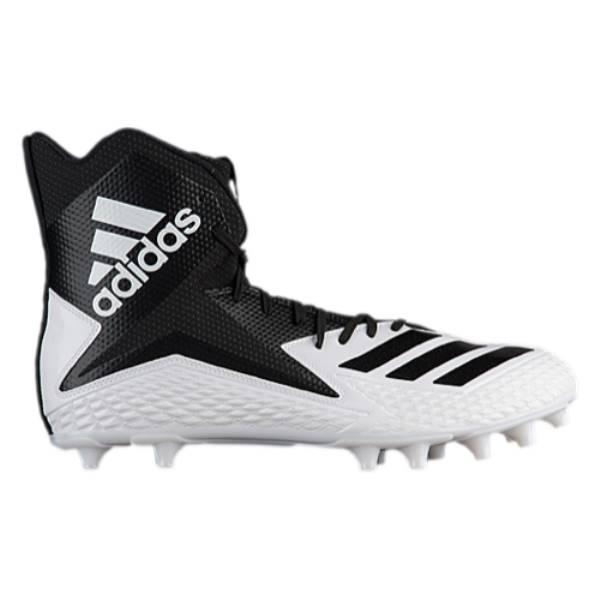 アディダス メンズ アメリカンフットボール シューズ・靴【Freak X Carbon High】White/Black
