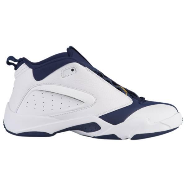 ナイキ ジョーダン メンズ バスケットボール シューズ・靴【Jumpman Quick 23】White/Varsity Maize/Midnight Navy