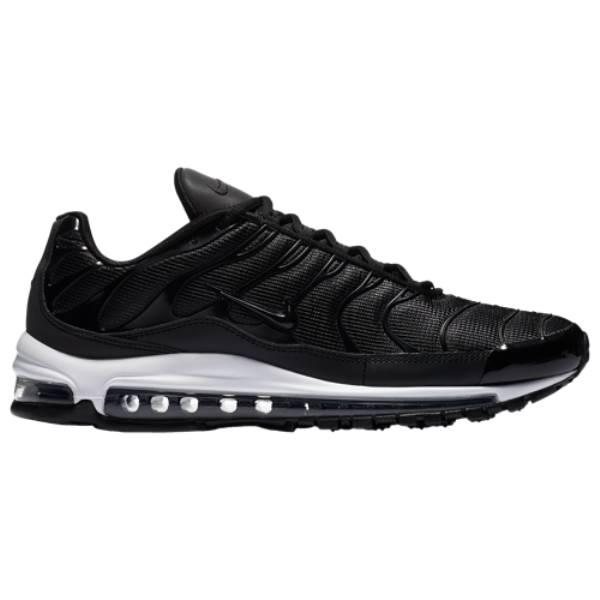 ナイキ メンズ ランニング・ウォーキング シューズ・靴【Air Max 97 / PLUS】Black/Anthracite/White