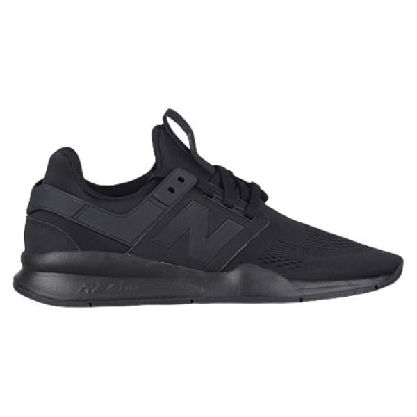 ニューバランス メンズ ランニング・ウォーキング シューズ・靴【247】Black