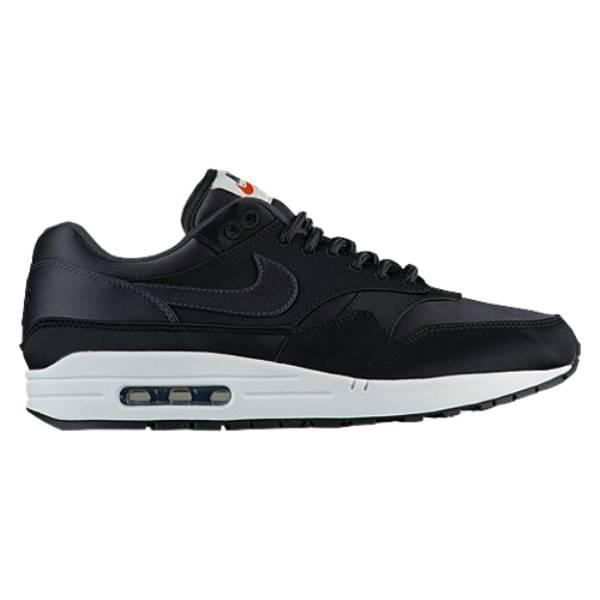 ナイキ メンズ ランニング・ウォーキング シューズ・靴【Air Max 1】Black/Anthracite/White