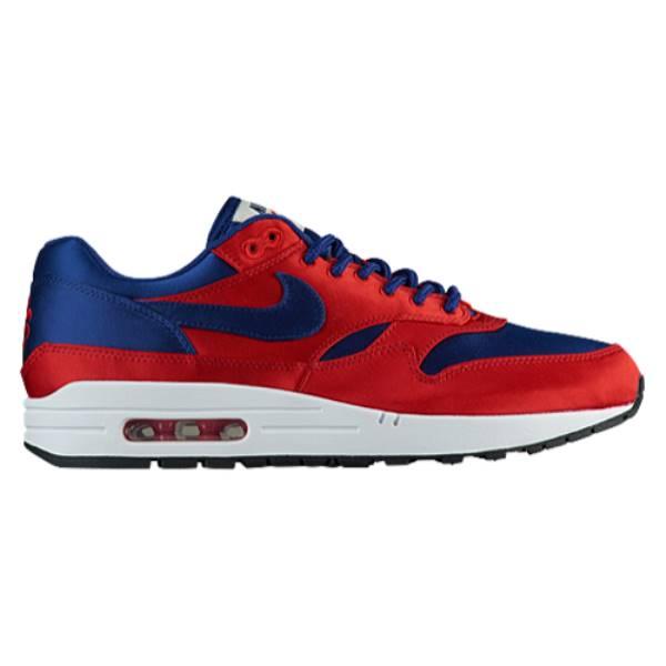ナイキ メンズ ランニング・ウォーキング シューズ・靴【Air Max 1】University Red/Deep Royal Blue/White/Black