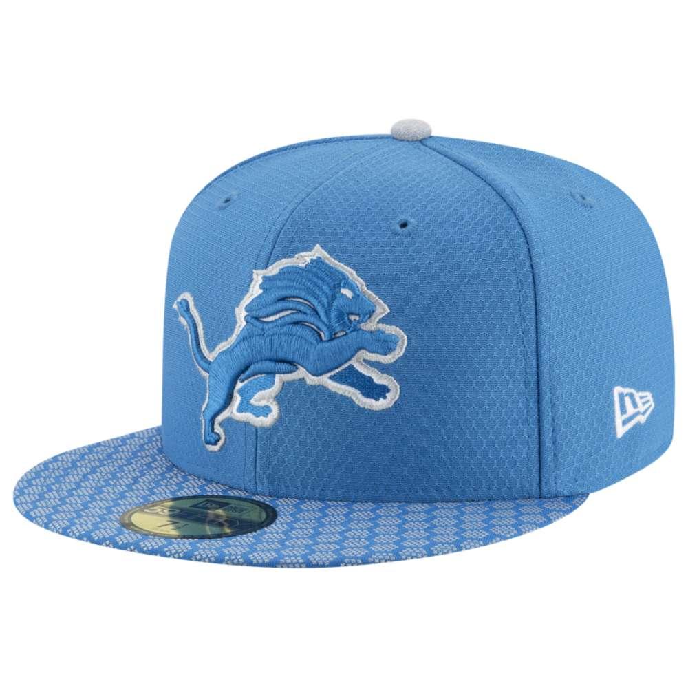 ニューエラ メンズ 帽子 キャップ【NFL 59Fifty Sideline Cap】Blue