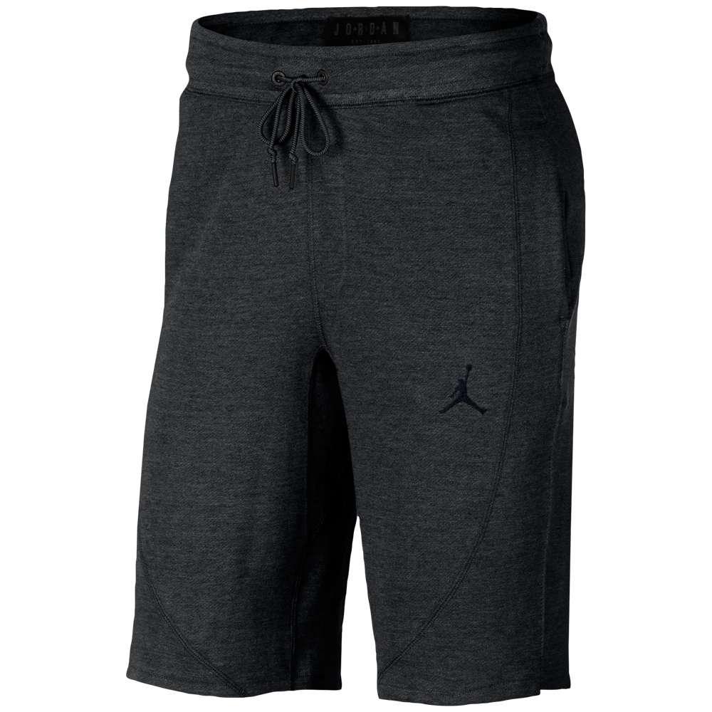 ナイキ ジョーダン メンズ バスケットボール ボトムス・パンツ【JSW Wings Lite Shorts】Black Heather