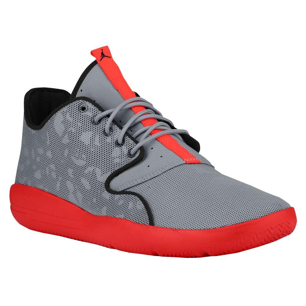 ナイキ ジョーダン メンズ バスケットボール シューズ・靴【Eclipse】Wolf Grey/Infrared 23/Black/Cool Grey