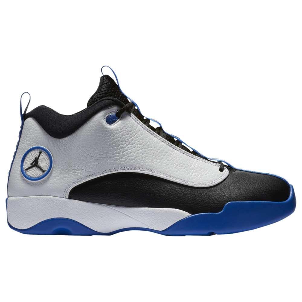ナイキ ジョーダン メンズ バスケットボール シューズ・靴【Jumpman Pro Quick】White/Black/Varsity Royal