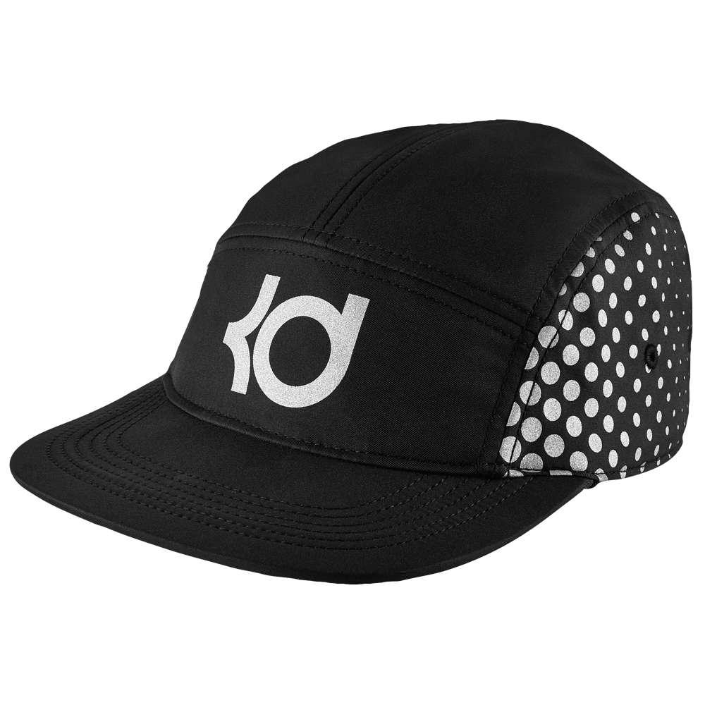 ナイキ メンズ 帽子 キャップ【KD Nighttime AW84 Hat】Black/Reflective Silver