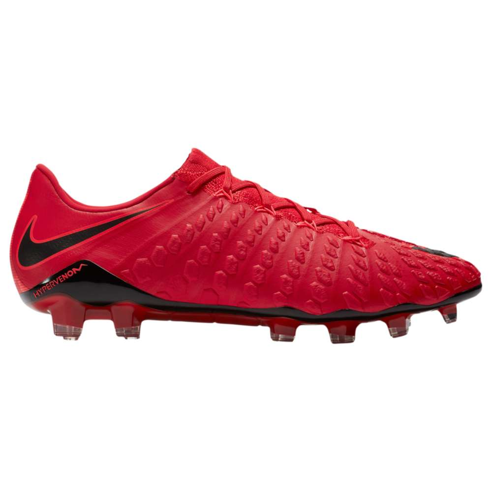 ナイキ メンズ サッカー シューズ・靴【Hypervenom Phantom III FG】University Red/White/Bright Crimson