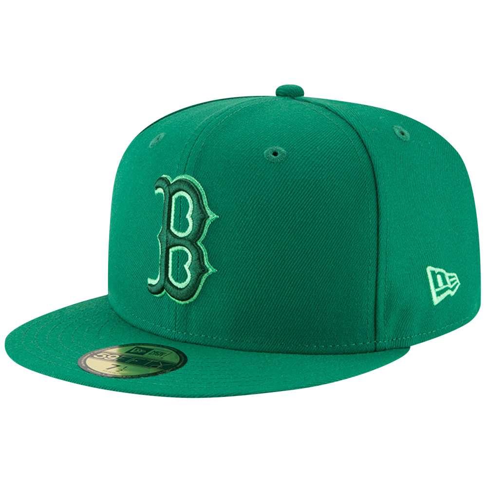 ニューエラ メンズ 帽子 キャップ【MLB 59Fifty League Pop Cap】Green