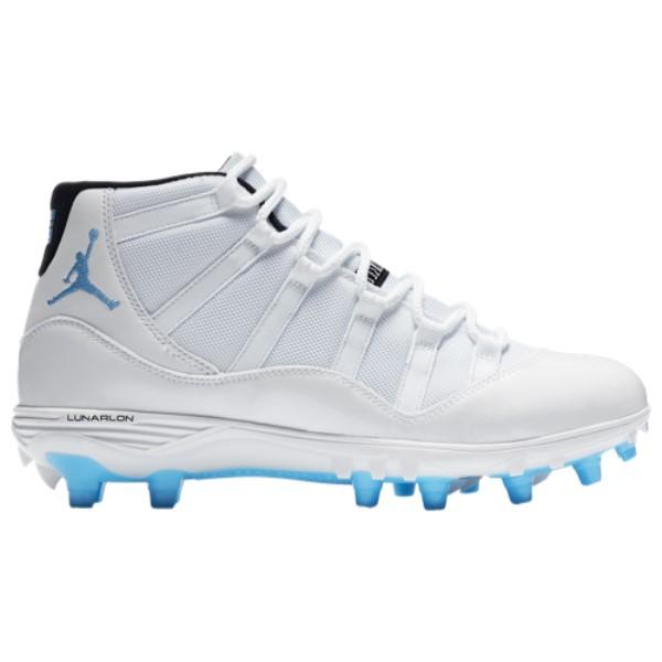 ナイキ ジョーダン メンズ アメリカンフットボール シューズ・靴【Retro 11 TD】White/University Blue/Black