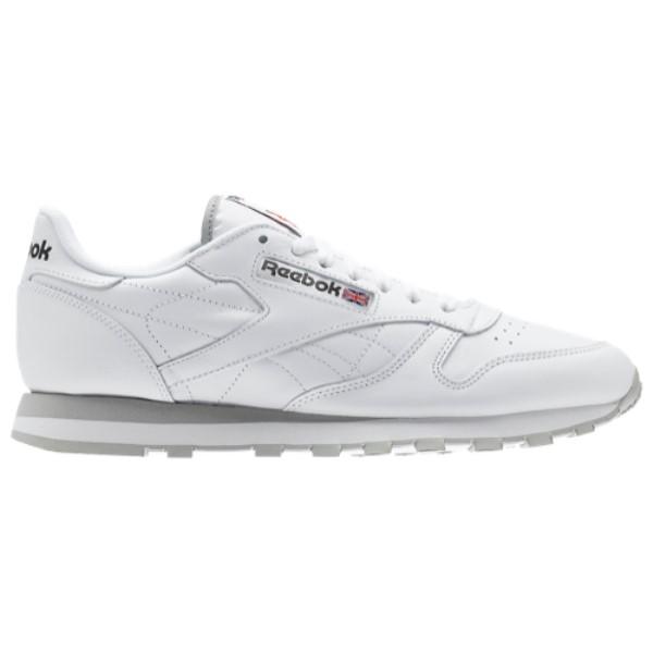 リーボック メンズ ランニング・ウォーキング シューズ・靴【Classic Leather】White