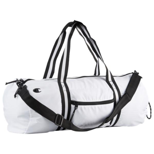 チャンピオン ユニセックス バッグ ボストンバッグ・ダッフルバッグ【Free-Form Duffel】White