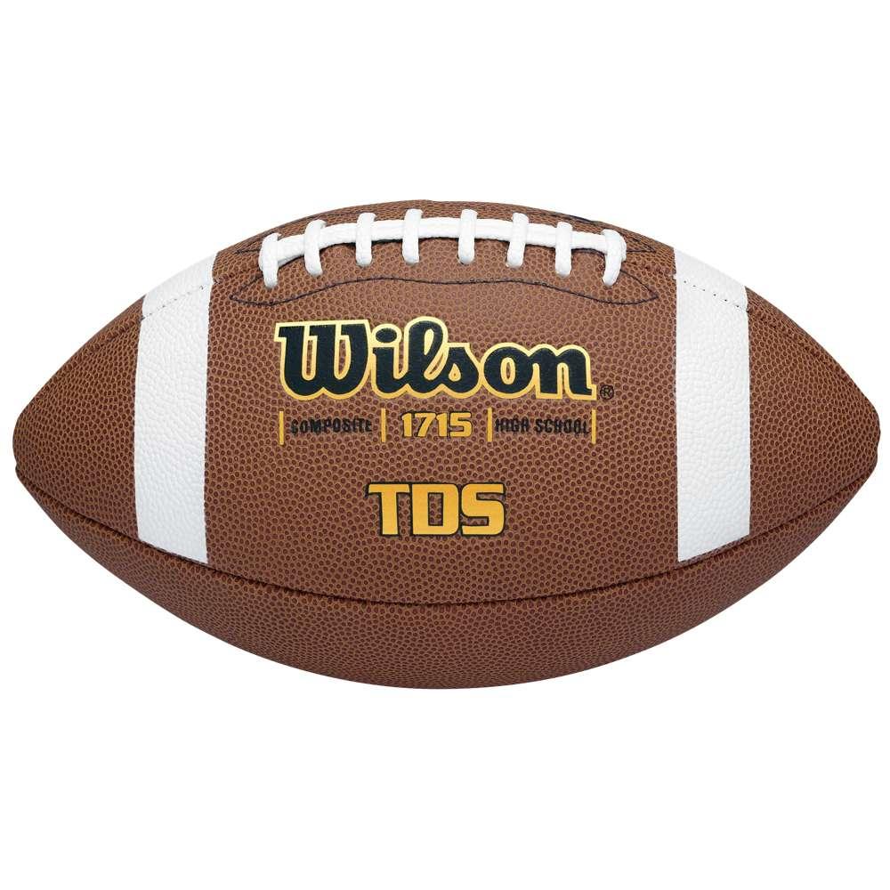 ウィルソン メンズ アメリカンフットボール ボール【TDS Official Composite Football】