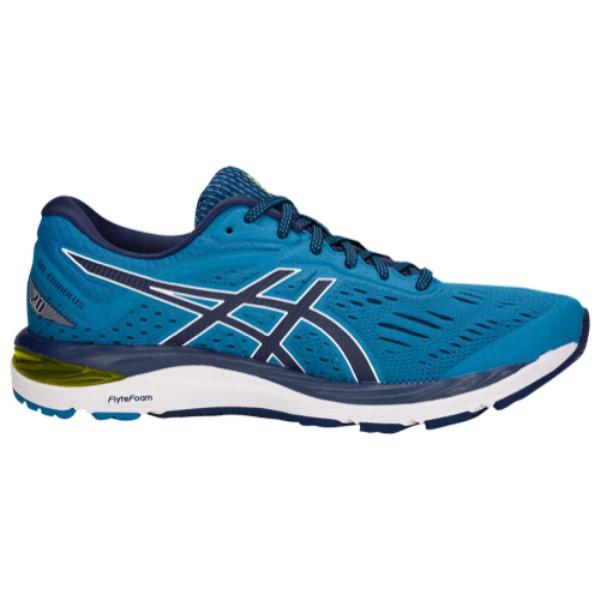 アシックス メンズ ランニング・ウォーキング シューズ・靴【GEL-Cumulus 20】Race Blue/Peacoat