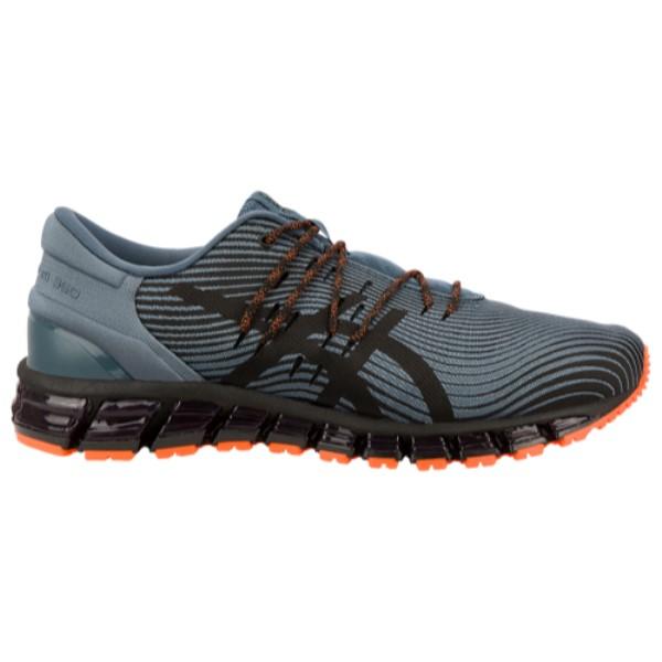 アシックス メンズ ランニング・ウォーキング シューズ・靴【GEL-Quantum 360 4】Iron Clad/Black