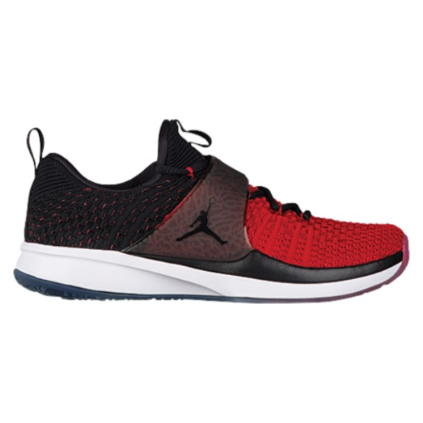 ナイキ ジョーダン メンズ フィットネス・トレーニング シューズ・靴【Trainer 2 Flyknit】Gym Red/Black/Black