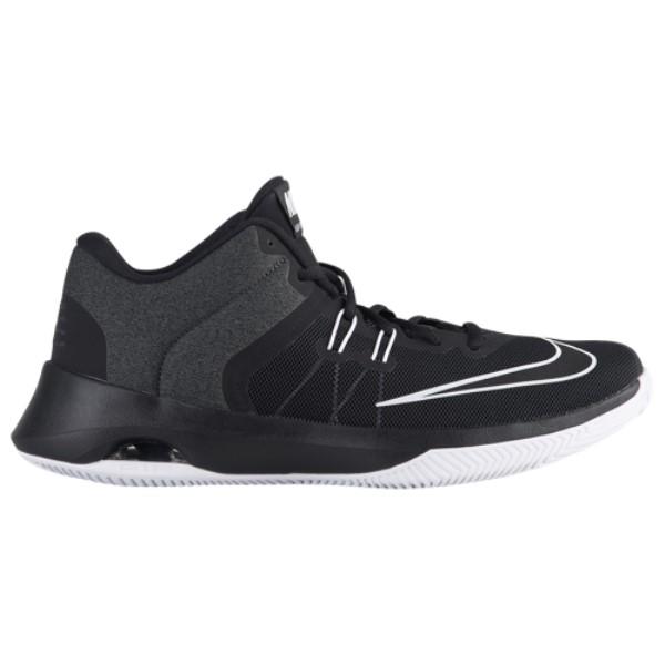 ナイキ メンズ バスケットボール シューズ・靴【Air Versitile II】Black/White