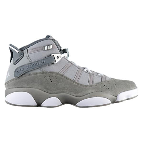 ナイキ ジョーダン メンズ バスケットボール シューズ・靴【6 Rings】Matte Silver/White/Cool Grey/Black