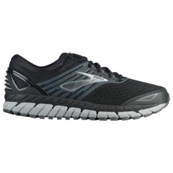 ブルックス メンズ ランニング・ウォーキング シューズ・靴【Beast 18】Black/Grey/Silver