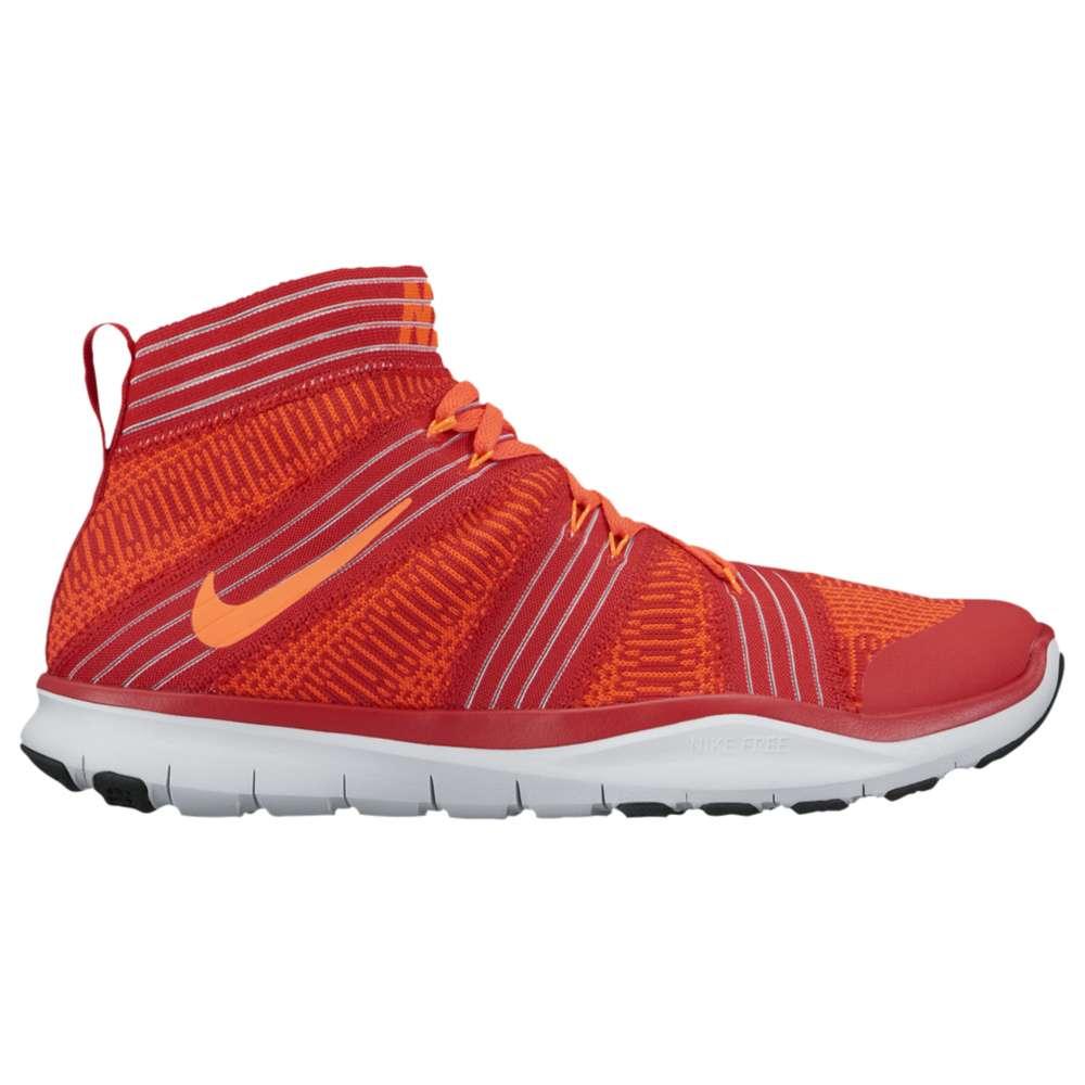 ナイキ メンズ フィットネス・トレーニング シューズ・靴【Free Train Virtue】University Red/Hyper Orange/Burnt Crimson