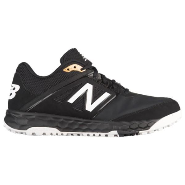 ニューバランス メンズ 野球 シューズ・靴【3000v4 Turf】Black