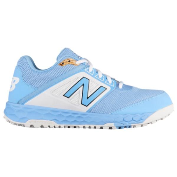 ニューバランス メンズ 野球 シューズ・靴【3000v4 Turf】Carolina Blue/White
