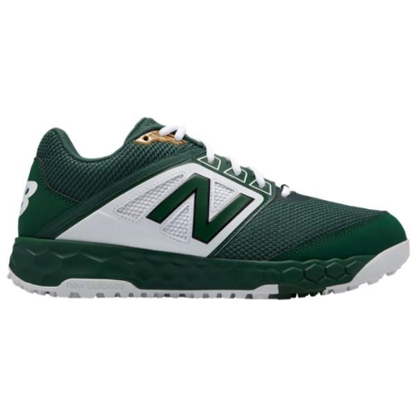 ニューバランス メンズ 野球 シューズ・靴【3000v4 Turf】Green/White