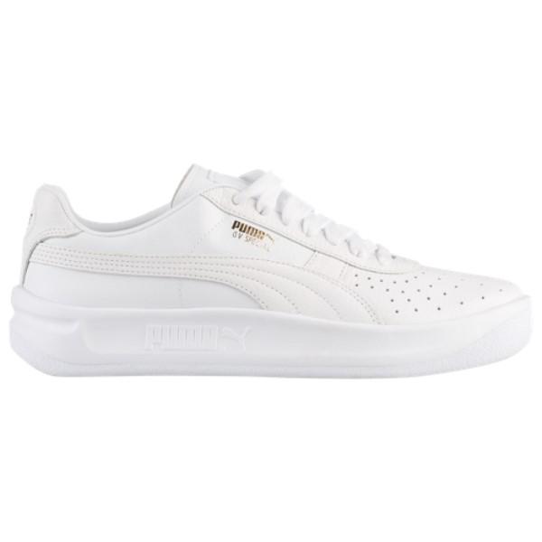 プーマ メンズ テニス シューズ・靴【GV Special +】White/White