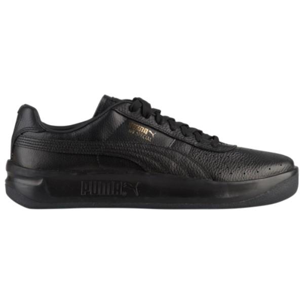 プーマ メンズ テニス シューズ・靴【GV Special +】Black/Black