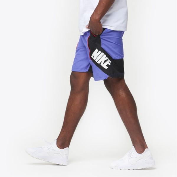 ナイキ メンズ バスケットボール ボトムス・パンツ【Throwback Shorts】Rush Violet/Black/Wolf Grey/White