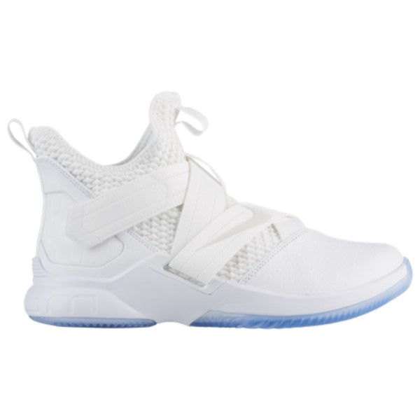 ナイキ メンズ バスケットボール シューズ・靴【Soldier XII SFG】White/White