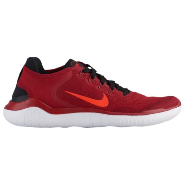 ナイキ メンズ ランニング・ウォーキング シューズ・靴【Free RN 2018】Gym Red/Bright Crimson/Black/Team Red/White