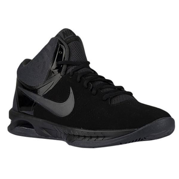 ナイキ メンズ バスケットボール シューズ・靴【Air Visi Pro VI】Black/Anthracite