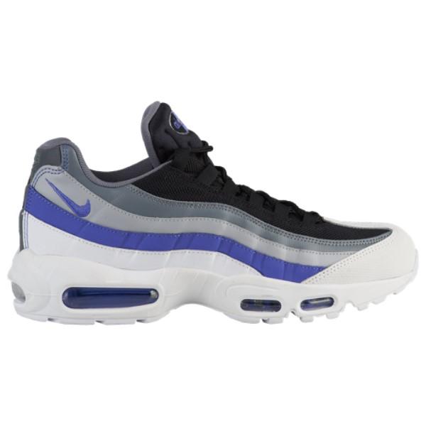 ナイキ メンズ ランニング・ウォーキング シューズ・靴【Air Max 95】White/Persian Violet/Cool Grey/Wolf Grey