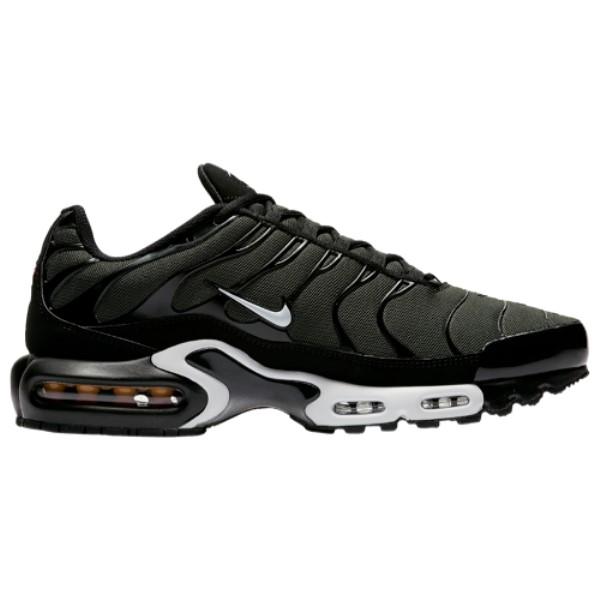 ナイキ メンズ ランニング・ウォーキング シューズ・靴【Air Max Plus】Black/Black/Sequoia/Sequoia