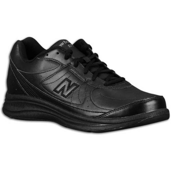 ニューバランス メンズ ランニング・ウォーキング シューズ・靴【577】Black
