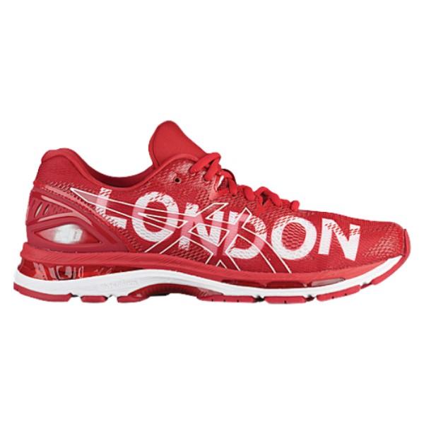 ー品販売  アシックス メンズ ランニング メンズ・ウォーキング シューズ・靴【GEL-Nimbus アシックス 20 20】Red/London】Red/London, IKUKO(イクコ) shop Lilylily:90718c0a --- hortafacil.dominiotemporario.com