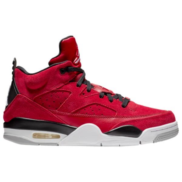 ナイキ ジョーダン メンズ バスケットボール シューズ・靴【Son of Mars Low】Red/White/Black