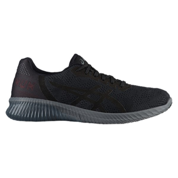 アシックス メンズ ランニング・ウォーキング シューズ・靴【GEL-Kenun MX】Black/Carbon