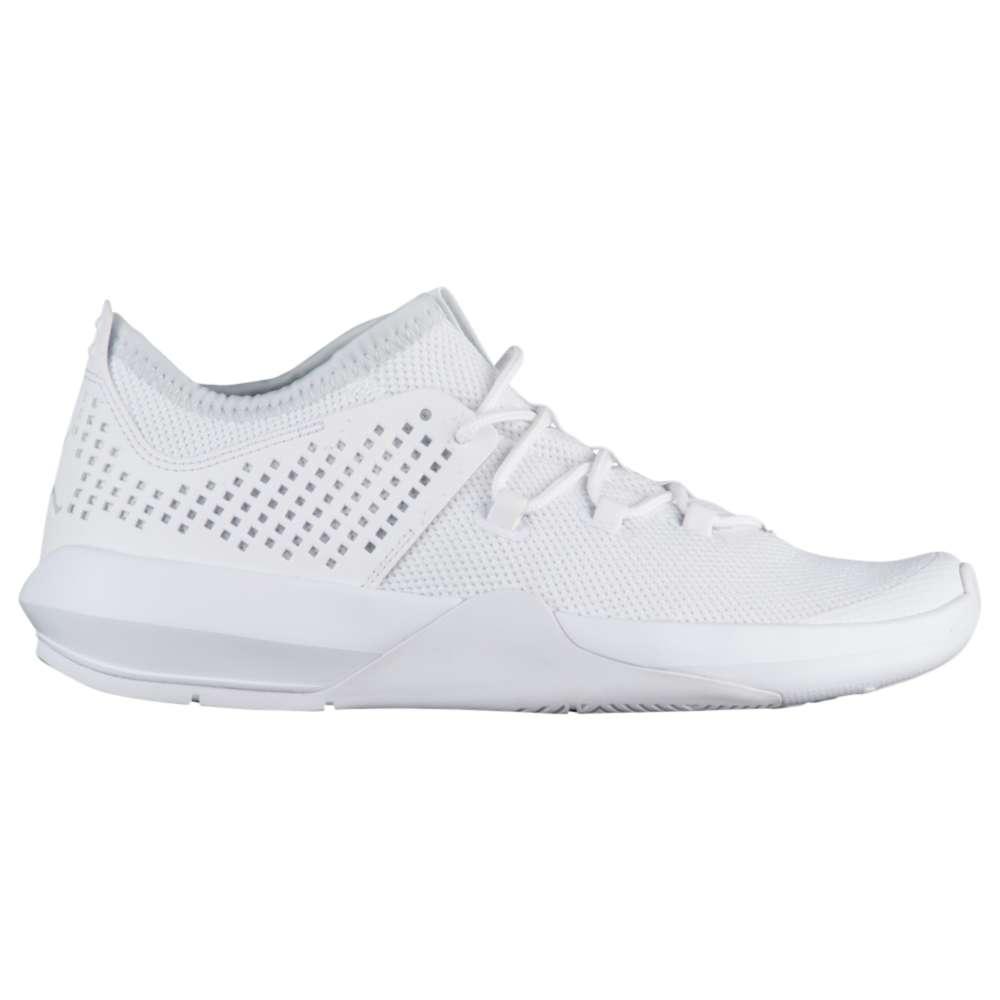 ナイキ ジョーダン メンズ フィットネス・トレーニング シューズ・靴【Express】White/Pure Platinum/White