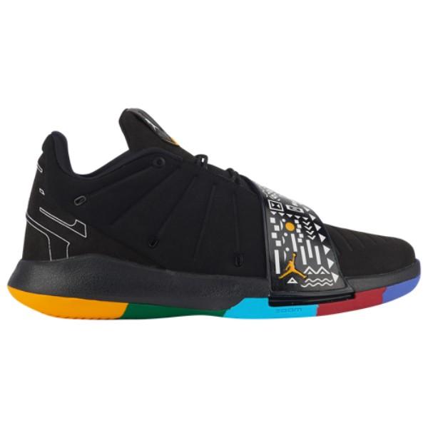 ナイキ ジョーダン メンズ バスケットボール シューズ・靴【CP3.XI】Black/University Gold/White