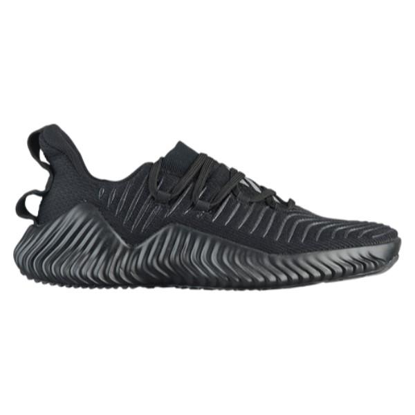 アディダス メンズ フィットネス・トレーニング シューズ・靴【Alphabounce Trainer】Core Black/Core Black