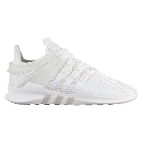 アディダス レディース ランニング・ウォーキング シューズ・靴【EQT Support ADV】White/White/Grey