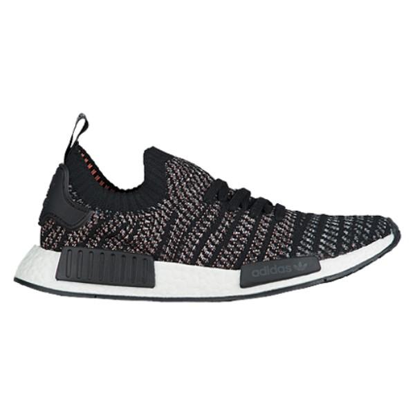 アディダス メンズ ランニング・ウォーキング シューズ・靴【NMD R1 STLT Primeknit】Black/Grey/Red