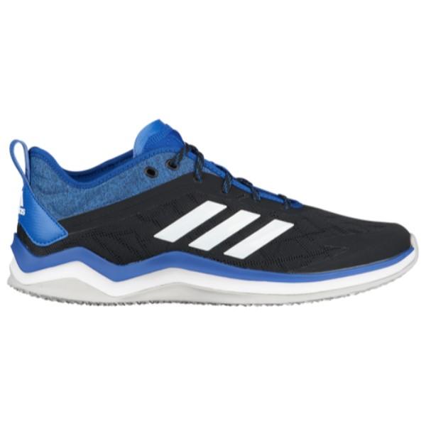アディダス メンズ 野球 シューズ・靴【Speed Trainer 4】Black/Royal