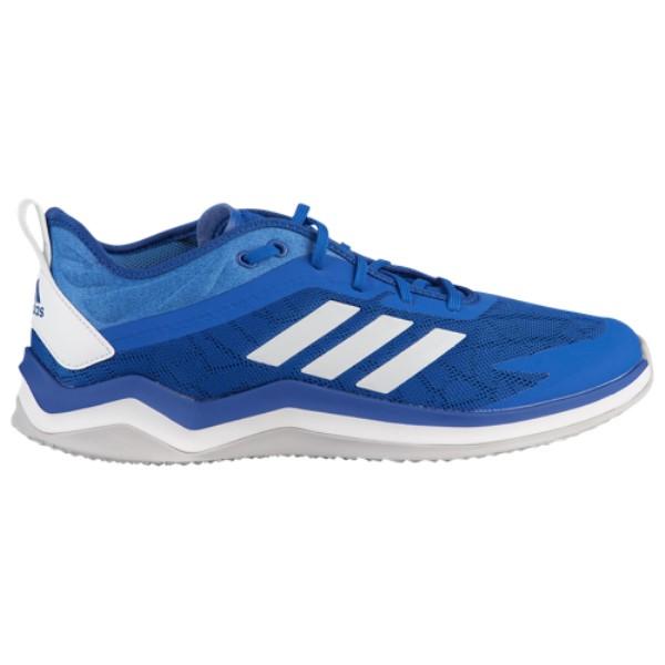 アディダス メンズ 野球 シューズ・靴【Speed Trainer 4】Collegiate Royal/White