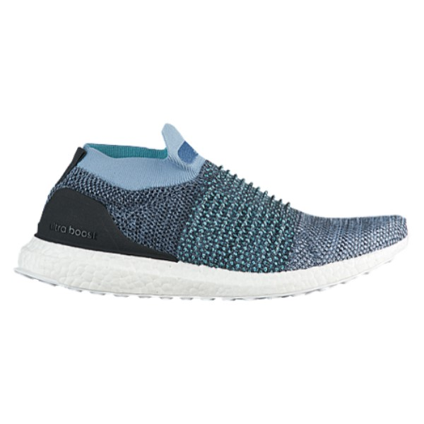 アディダス メンズ ランニング・ウォーキング シューズ・靴【Ultra Boost Laceless Parley】Raw Grey/Carbon/Blue Spirit