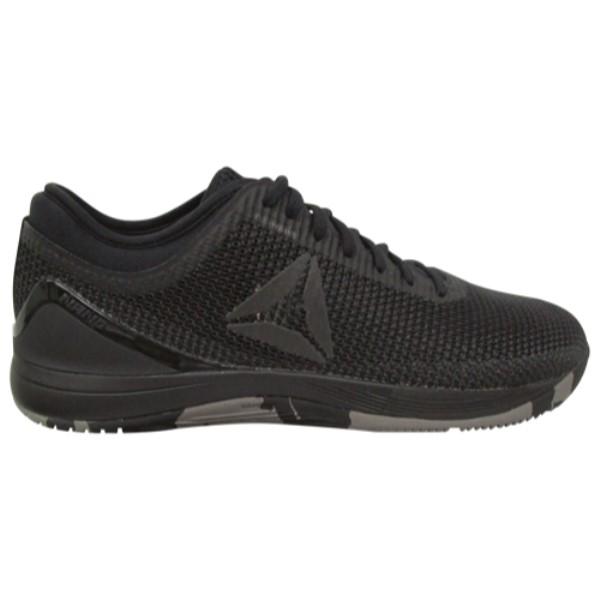 リーボック メンズ フィットネス・トレーニング シューズ・靴【Crossfit Nano 8.0】Black/Shark