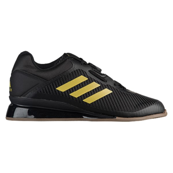 アディダス メンズ フィットネス・トレーニング シューズ・靴【Leistung 16 II】Black/Matte Gold